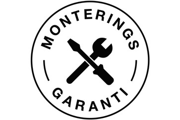 Logo for monteringsgaranti