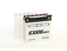 Exide MC Batteri 12V 5,5Ah