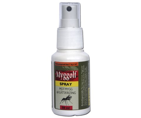 Myggolf Myggspray 50 ml
