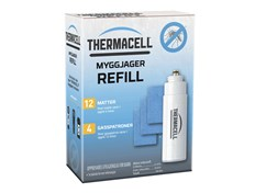 Thermacell Insektjager refill R4  4-pk