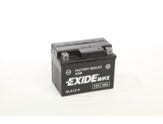 Exide AGM Ready batteri 12V 4Ah