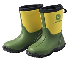 John Deere Neoprenstøvel junior