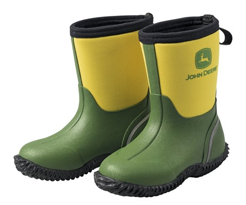 John Deere Neoprenstøvel jr