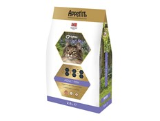 Appetitt Cat Adult Fish kattemat 2,5 kg