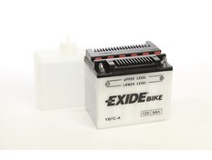 Exide Batteri MC 12V 8Ah