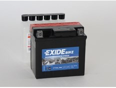 Exide MC Batteri AGM 12V 4Ah