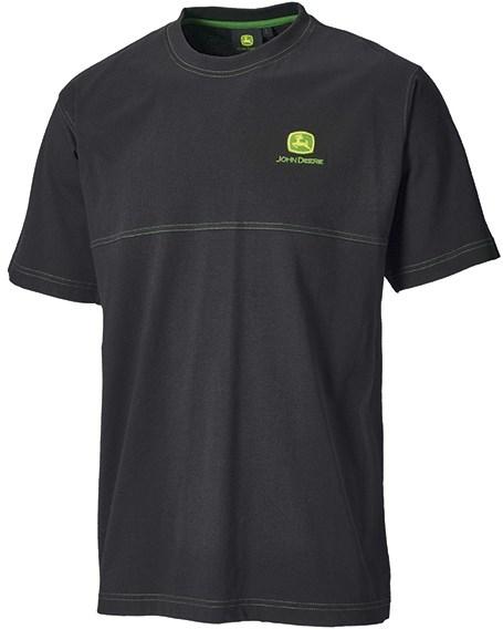 John Deere T skjorte grå | S | Felleskjøpet Agri