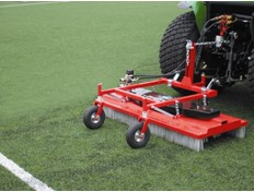 Redexim Verti Brush Levelling Machine