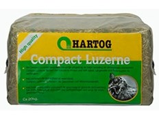 Compact lucerne organic 20 kg