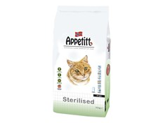 Appetitt Cat  Sterilised kattemat 10 kg