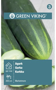 Green Viking Frø Agurk marketmore