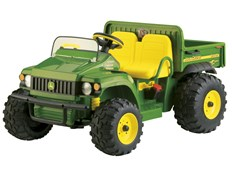 John Deere Elektrisk gator for barn
