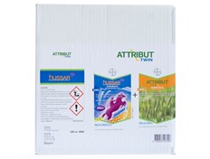 Attribut Twin Sampakning (600 gr Attribut SG + 500 ml Hussar OD)