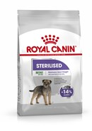 Royal Canin Sterilised mini hundefôr 3 kg