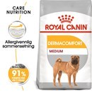 Royal Canin Dermacomfort medium hundefôr 10 kg