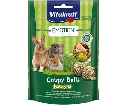 Vitakraft Emotion Gnager Snack urter