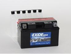 Exide Batteri MC AGM 12 Volt