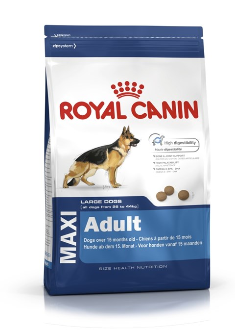 Royal Canin Hundefôr Maxi adult 15 kg