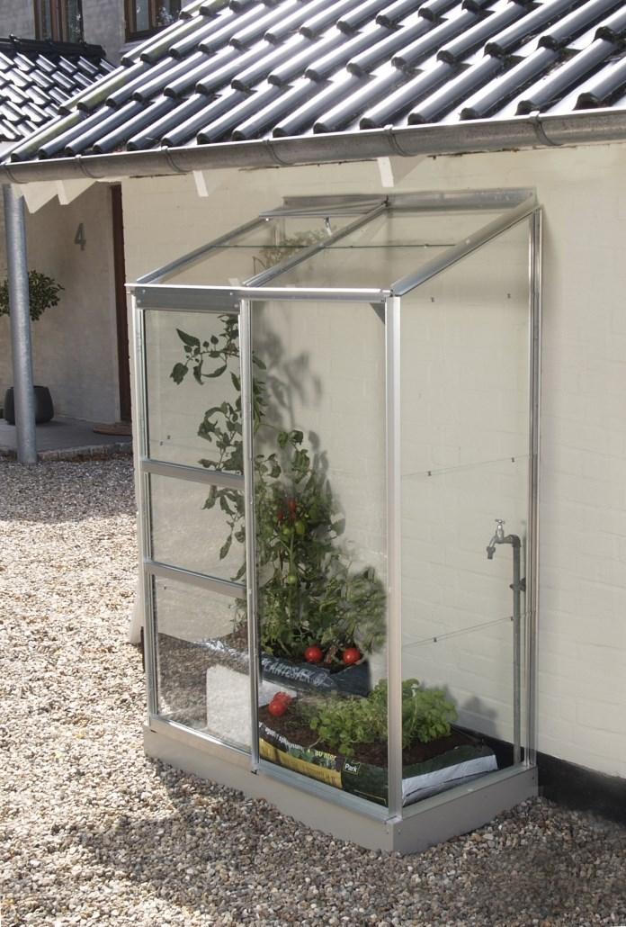 Oppdatert Felleskjøpet nettbutikk - Vitavia Glass til drivhus Ida 900 OY-83