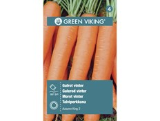 Green Viking Frø Gulrot vinter