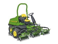 John Deere 6500A fairwayklipper
