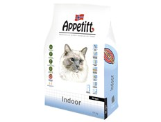 Appetitt Cat Indoor kattemat 2,5 kg