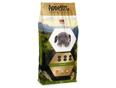 Appetitt Puppy large breed hundefôr 12 kg