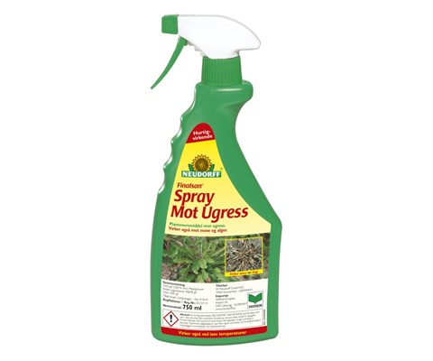 Finalsan Spray mot ugress 750 ml