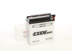 Exide MC Batteri 6 Volt 11Ah