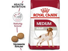 Royal Canin hundefôr Medium adult
