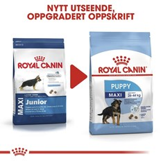 Royal Canin Hundefôr Maxi junior