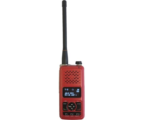 Brecom Analog / digital DMR VHF jaktradio