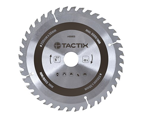 Tactix Sagblad HM 16 mm