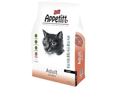 Appetitt Cat Adult Chicken kattemat 2,5 kg