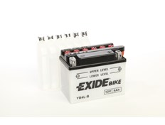 Exide MC Batteri 12V 4Ah
