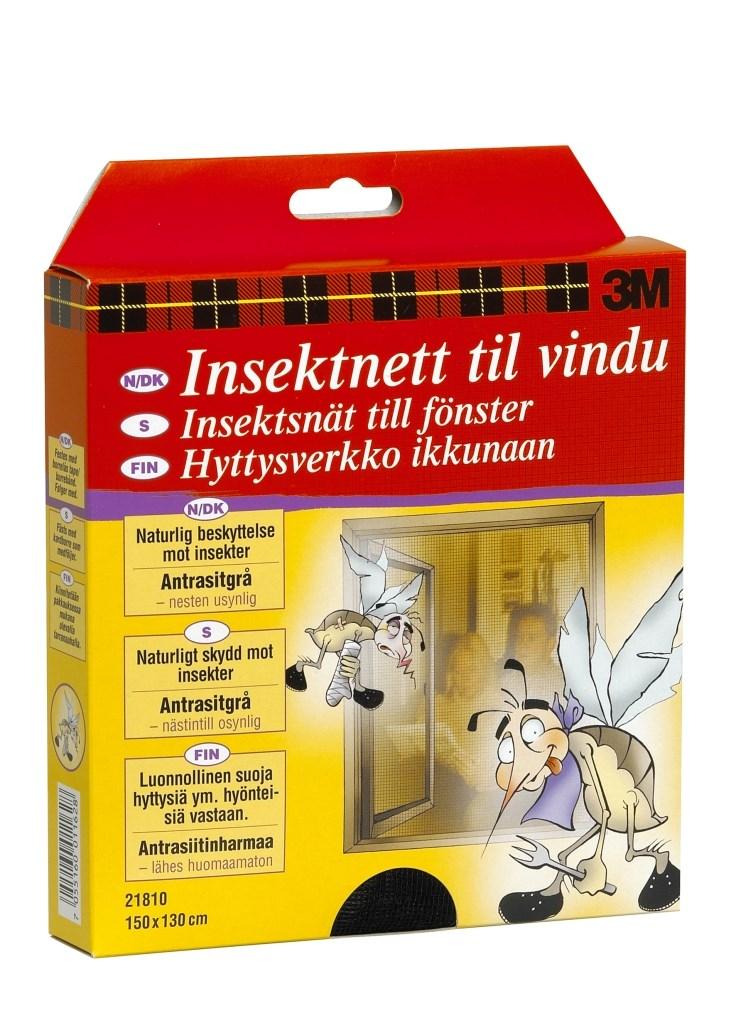 Fasjonable Felleskjøpet nettbutikk - 3M Insektnett for vindu fra 3M EJ-78