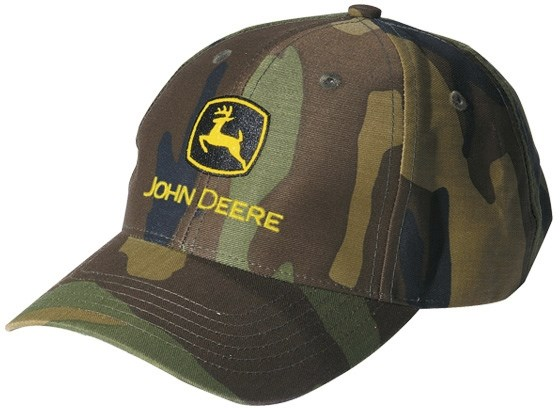 6ed70fb11 John Deere Caps kamuflasje