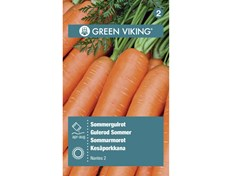 Green Viking Gulrot sommer