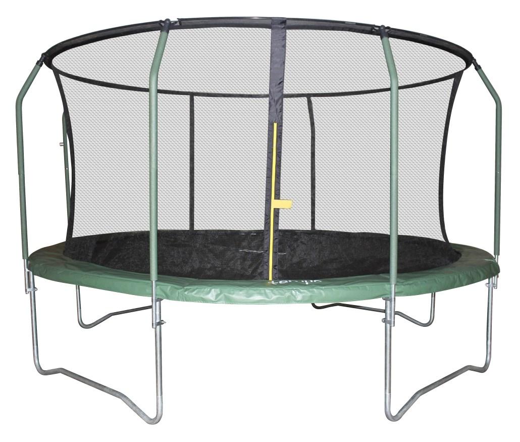 Forskjellige Felleskjøpet nettbutikk - Trampoline 3,65 m med sikkerhetsnett DK-82