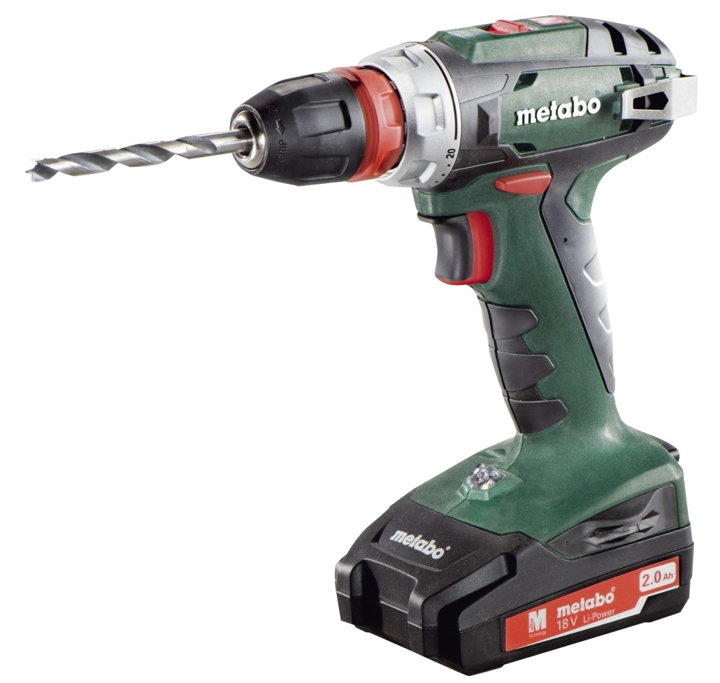 Metabo Drill BS 18 Quick Metaloc