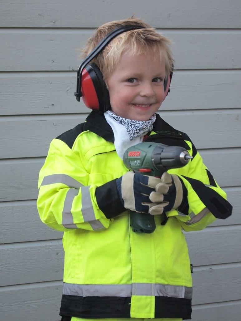 b06a8415 Felleskjøpet nettbutikk - Gard Jakke varsel barn fra Gard