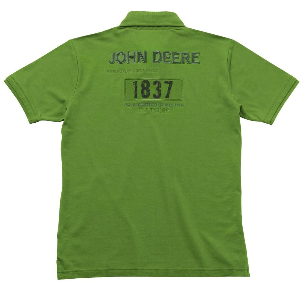 59e7395b Felleskjøpet nettbutikk - John Deere Poloskjorte herre