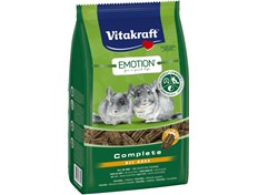 Vitakraft Emotion Chincillafòr Complete 800 gr