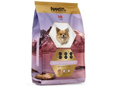 Appetitt Maintenance small breed hundefôr 3 kg