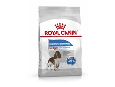 Royal Canin Light Weight care medium hundefôr 9 kg