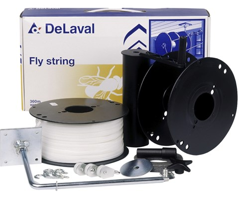 DeLaval flueband med holder