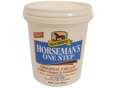 Absorbine Horsemans One Step lærpleiemiddel 456 gr