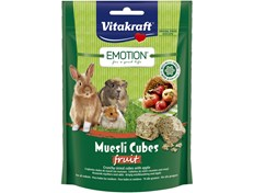 Vitakraft Emotion Gnager Snacks frukt