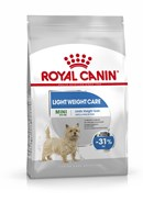 Royal Canin Light Weight care mini hundefôr 3 kg