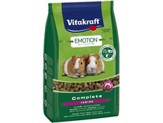 Vitakraft Emotion Marsvinfòr Complete Junior 800 gr
